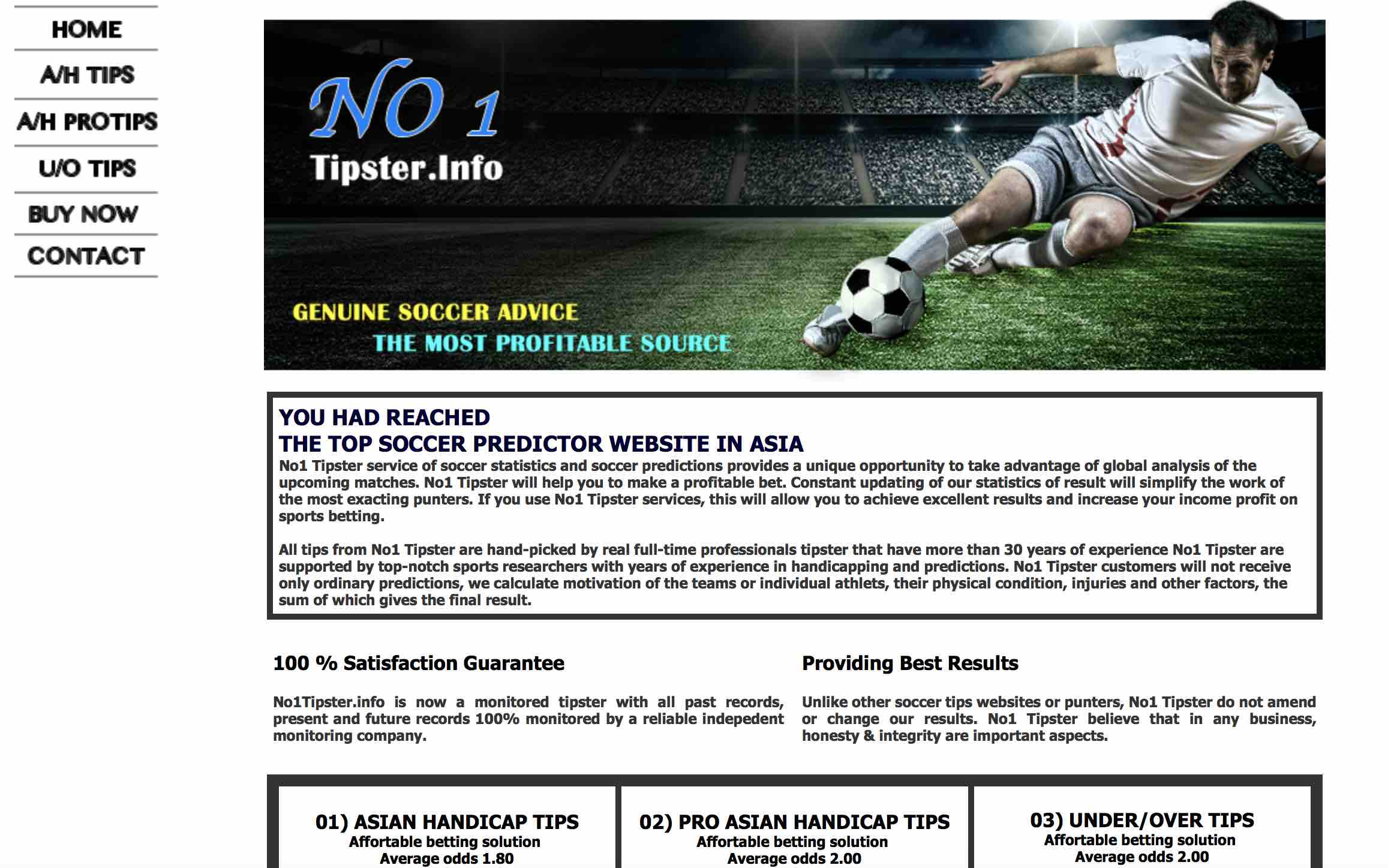 NO1TIPSTER.INFO