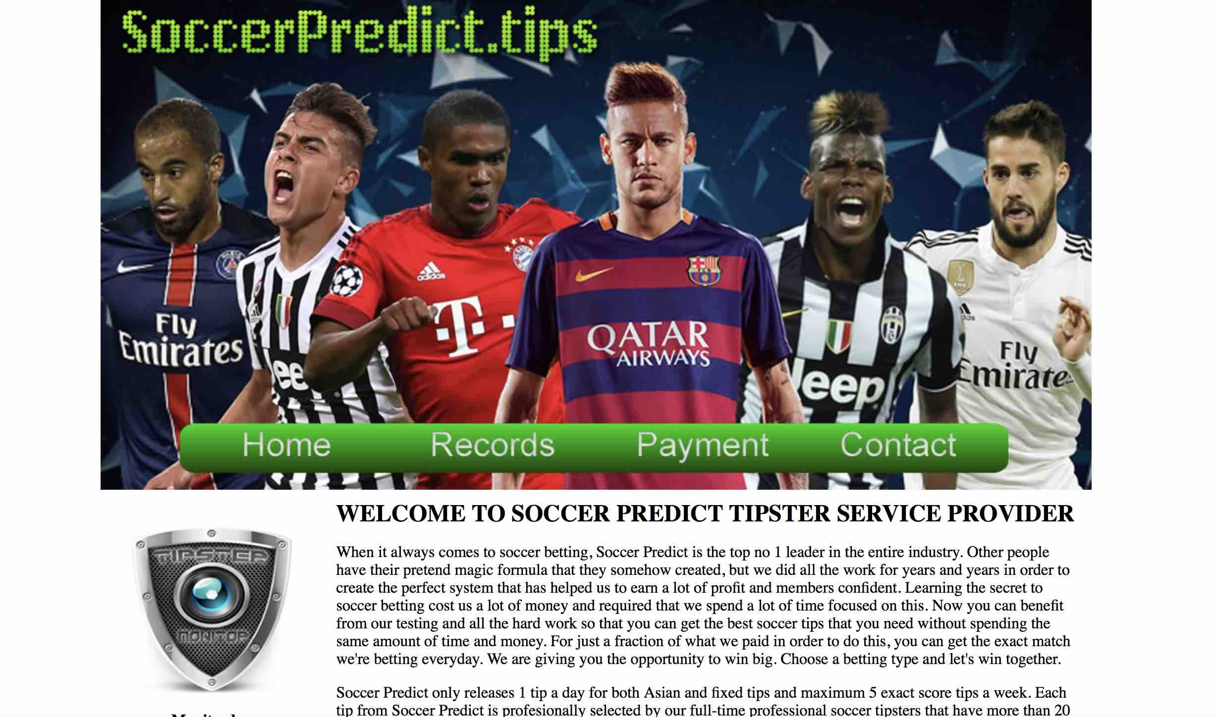 SOCCERPREDICT.TIPS